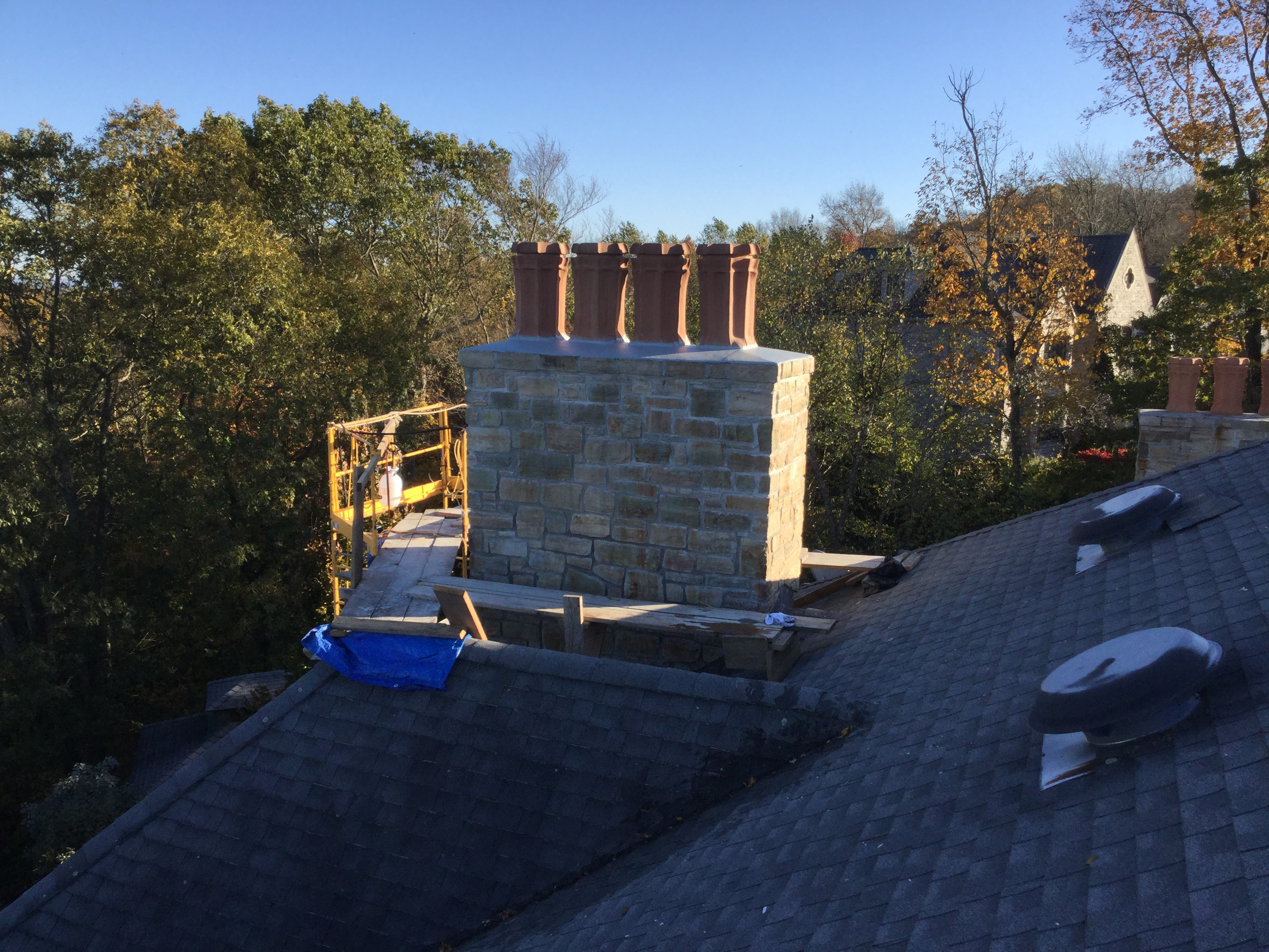 Riedel Roofing and Restoration Images